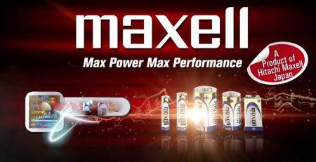 pin maxell