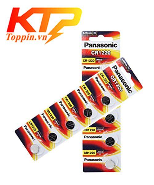 pin Panasonic CR1220 chính hãng