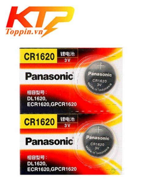 pin Panasonic CR1620 chính hãng