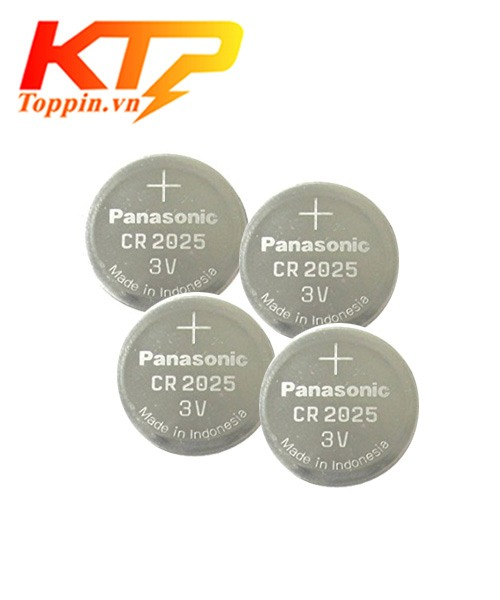 pin Panasonic CR 2025