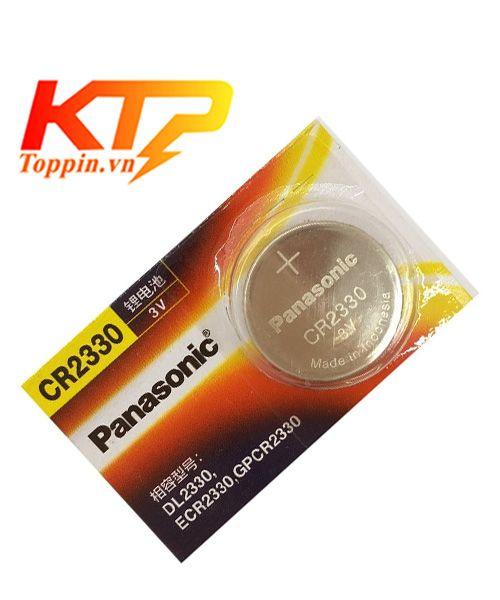 pin Panasonic CR2330 chính hãng