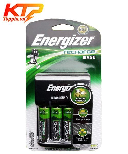 Bộ sạc Energizer CHVC4