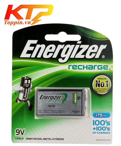 pin sạc 9v Energizer
