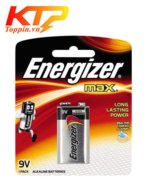 pin 9v Energizer Max 522 BP1 alkaline