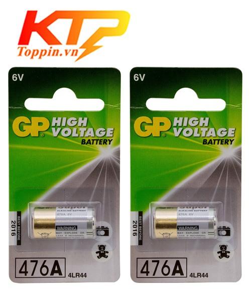 pin 4LR44 – 476A GP Alkaline 6V