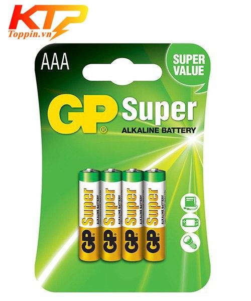 Pin GP AAA Super Alkaline