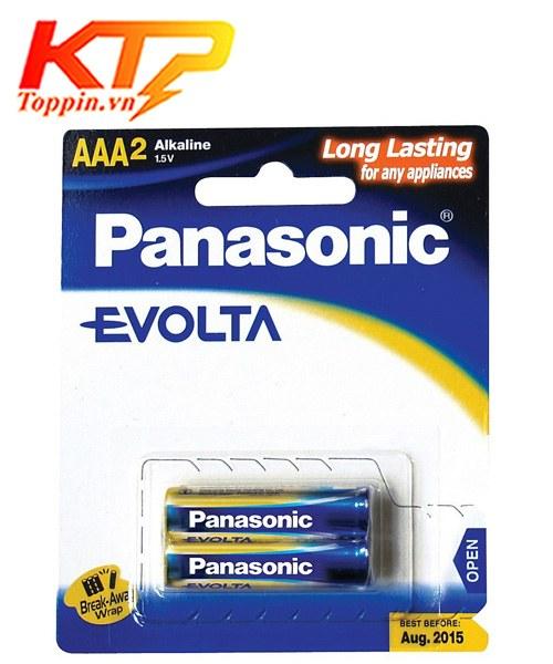 pin Panasonic aaa Evolta