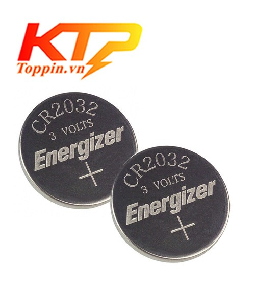 pin Energizer CR2032 – pin Lithium 3v