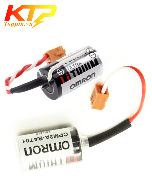 Pin-OMRON-CPM2A-BAT01-(-Toshiba-)