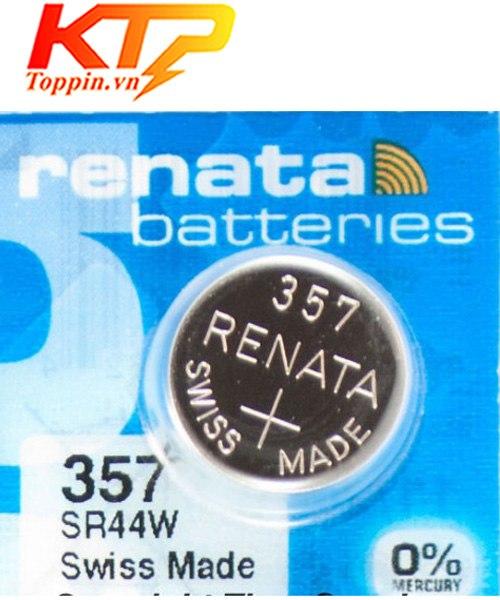 pin 357 Renata Thụy sỹ chính hãng