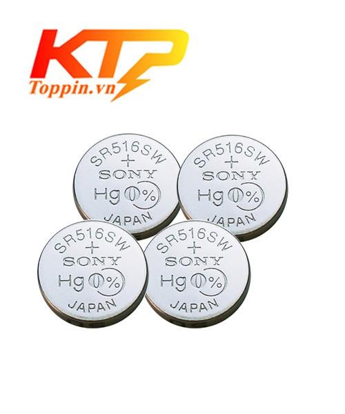 pin Sony SR516SW – pin đồng hồ