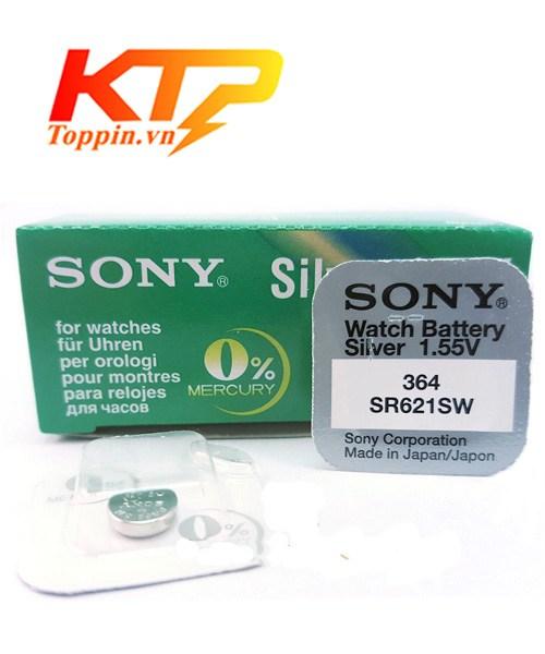 pin Sony SR621SW – pin đồng hồ