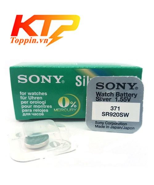 pin Sony SR920SW – pin đồng hồ