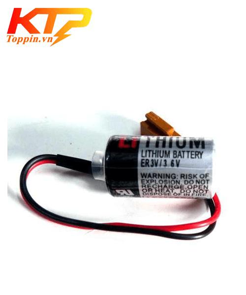 Pin ER3V -Toshiba—Rắc-vàng–1