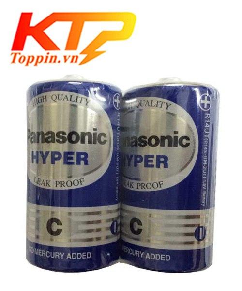 pin trung panasonic R14UT / 2S – V