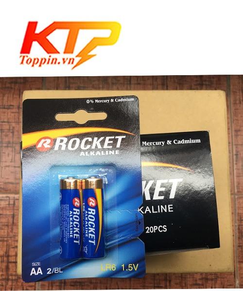 pin rocket aa