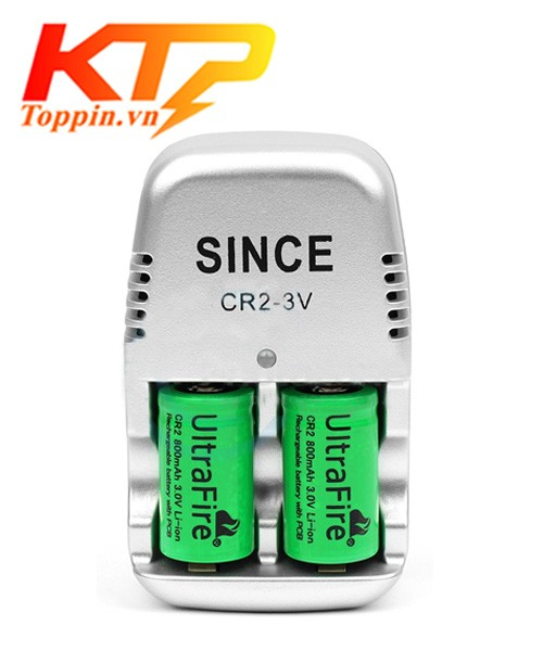 sạc pin CR2 – 3V chính hãng