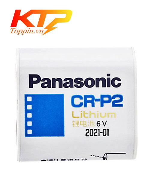 Pin CR-P2 Panasonic chính hãng giá tốt