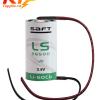 Pin Saft LS26500 có giắc cắm 3.6V