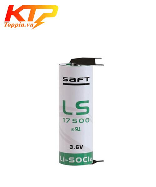 Pin Saft LS17500 có giắc cắm 3.6V