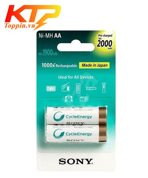 Pin Sạc Sony AA, Pin NH-AA-B2KN chính hãng