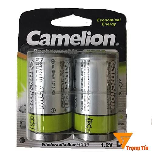 Pin sạc Camelion Đại - D