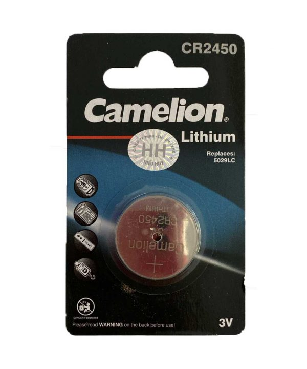 Camelion-CR2450