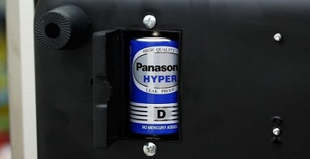 Pin bếp ga Panasonic