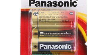 pin đại Panasonic Alkaline