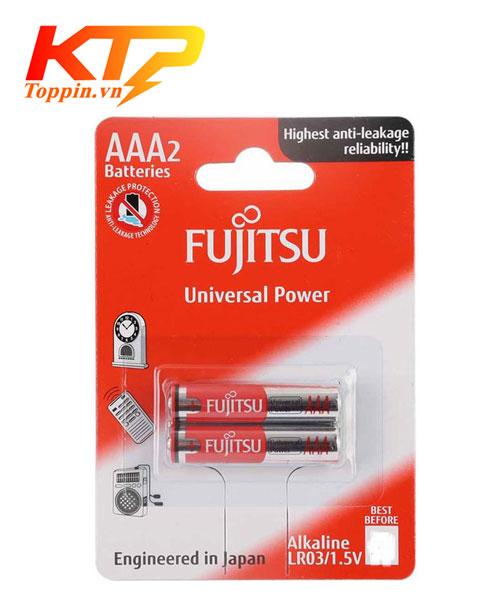 Pin AAA Fujitsu LR03 Alkaline chính hãng