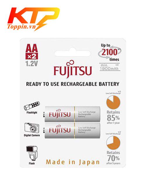 Pin sạc AA Fujitsu chính hãng