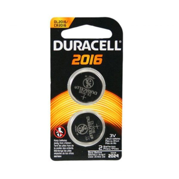 Pin Duracell CR2016 – Pin DL2016 Lithium 3V