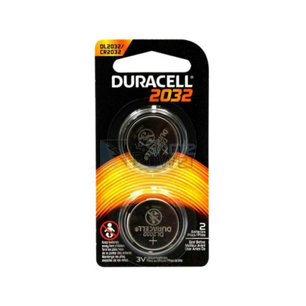 Pin Duracell CR2032 – Pin DL2032 Lithium