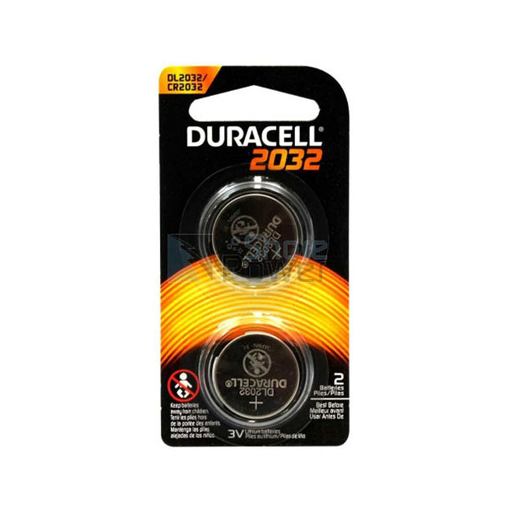 Pin Duracell CR2032 - Pin DL2032 Lithium