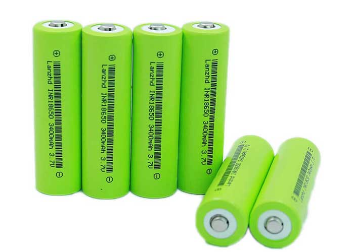 pin lithium 3.7v