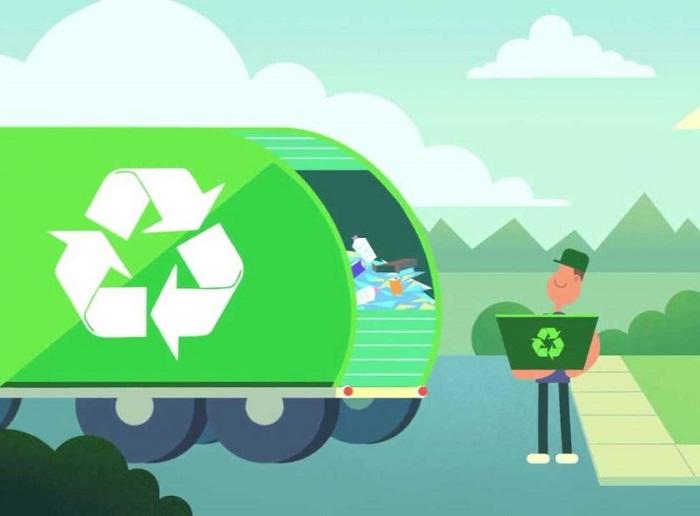 pin tái chế