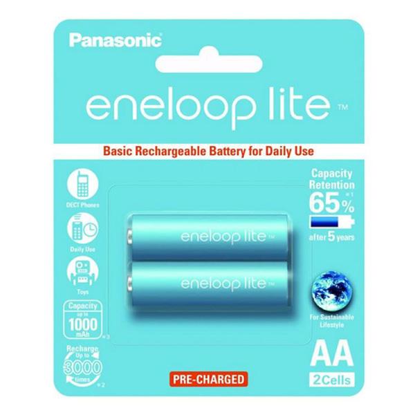 Panasonic eneloop Lite AA