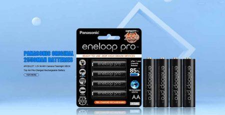 Pin Eneloop pro
