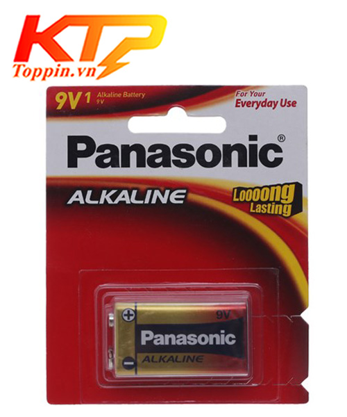 pin 9v panasonic