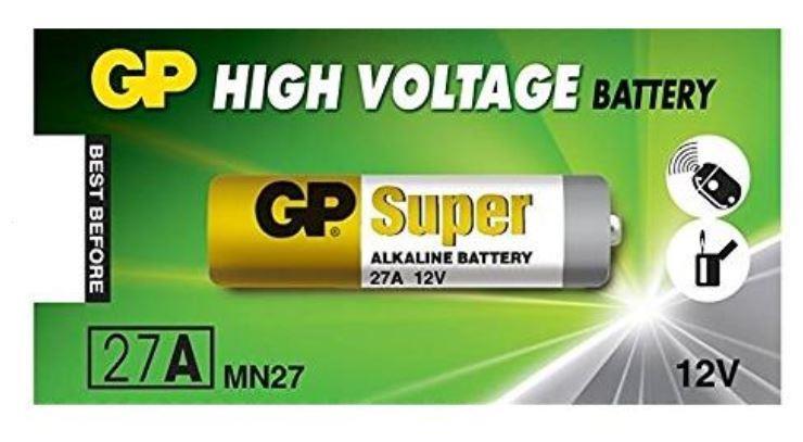 gp super 12v 23A 27A