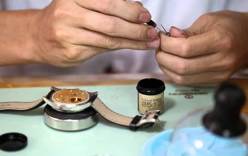 thay pin đồng hồ hà nội