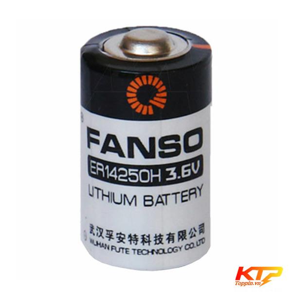 FANSO-ER14250H-3.6V-toppin