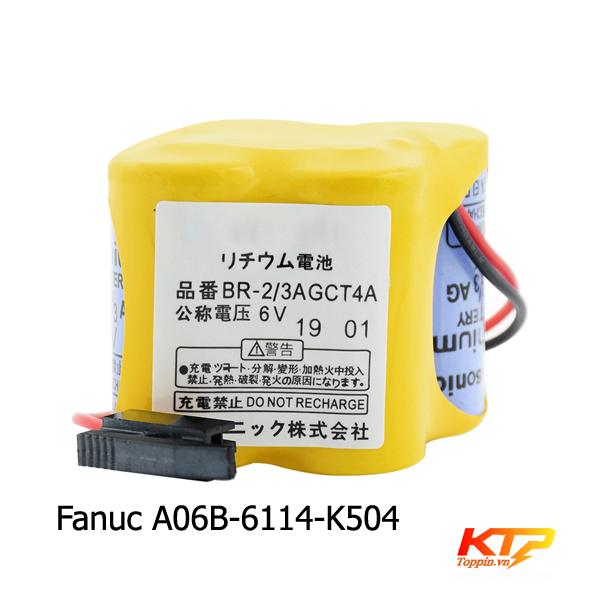 Fanuc-A06B-6114-K504-toppin