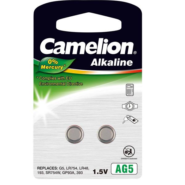 camelion-AG5–alkaline-LR754