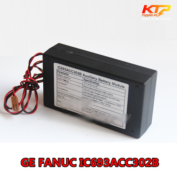 fanuc-ic693acc302-3v-toppin