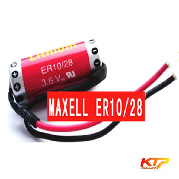 maxell-ER10-28-toppin