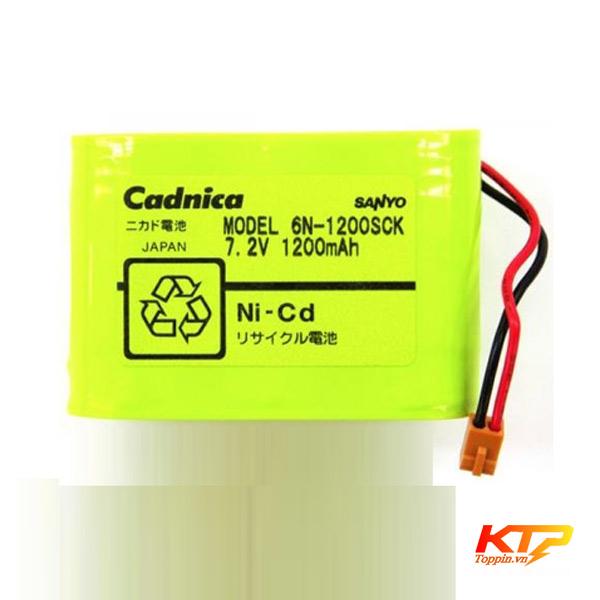 sanyo-cadnica-6n-1200sck-7-2v-1200ma-toppin