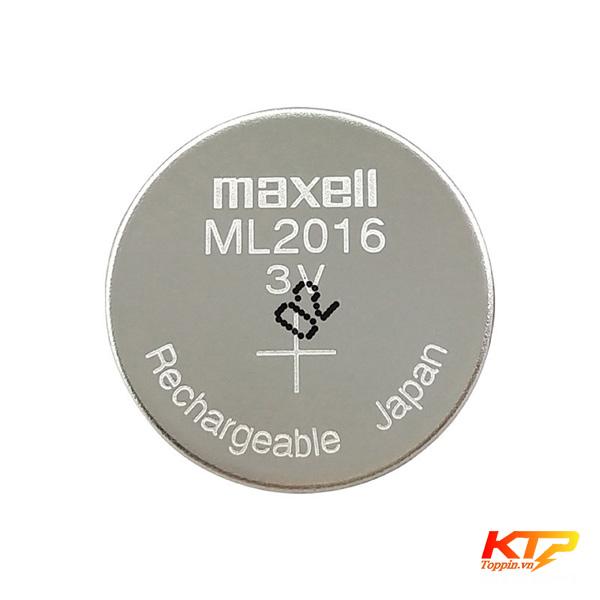 3v-lithium-Maxell-ML2016-toppin