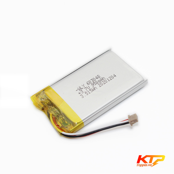 polymer-603048-950mah-toppin